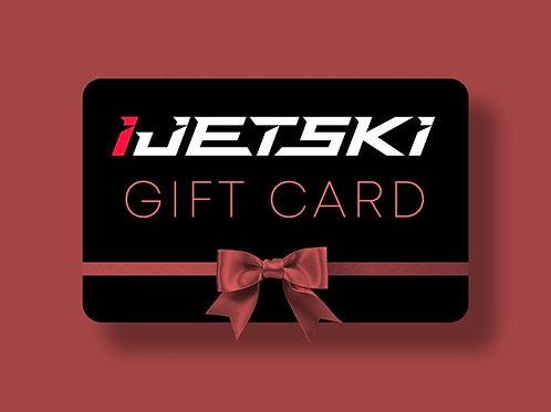 iJetski GIFT CARD - $500