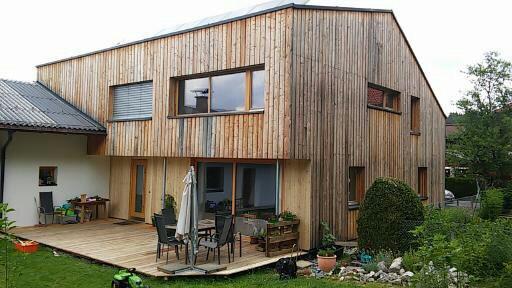 moderner Wohnhaus Anbau