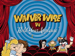 Waiver Wire - Hold Your Applause Review