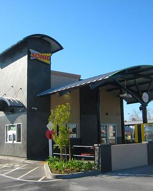 Sonic Drive In Santa Ana