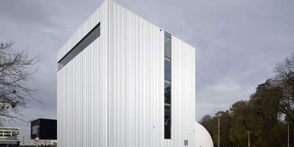 Let's discover: the Cube Design Museum in Kerkade