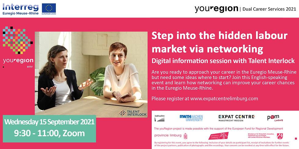Start your career in youRegion!   Networking