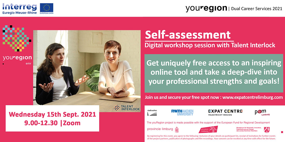 New Country - New professional options: Self-Assessment Workshop