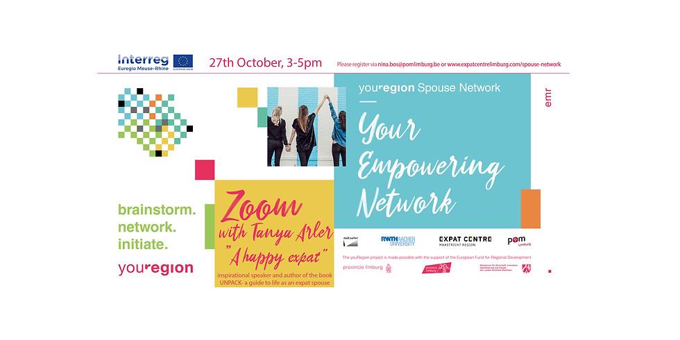 YouRegion Spouse Network - Let's e-meet!