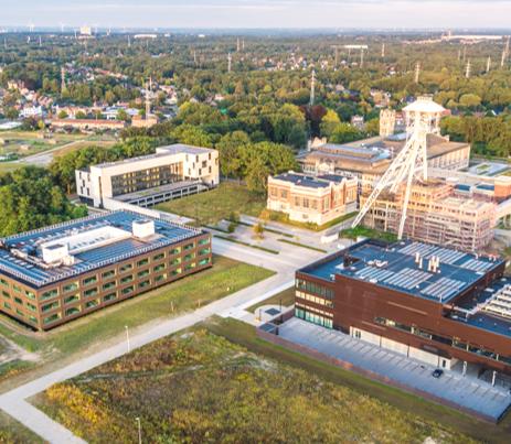 Thor Park, a magnet for innovative companies