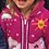 Thumbnail: Children's Luxuriously Soft Cardigan - Magenta Pink