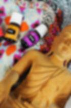 huiles essentielles young living frankincense copaiba lavender