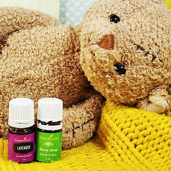 huiles essentielles young living lavender stress away