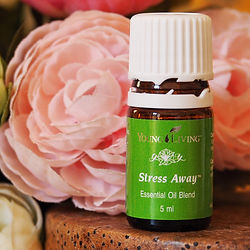huile essentielle young living stress away