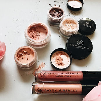 huile essentielle young living savvy minerals maquillage