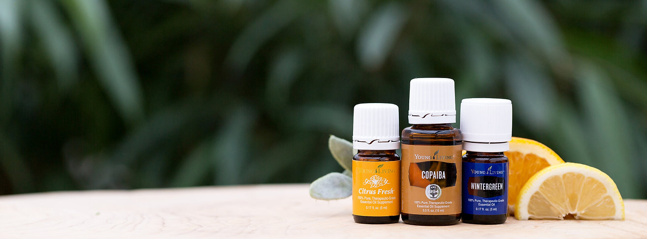 huiles essentielles young living