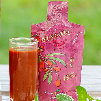 huile essentielle young living ninxgia red
