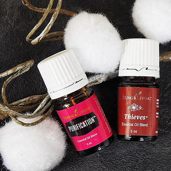 huiles essentielles young living purification thieves