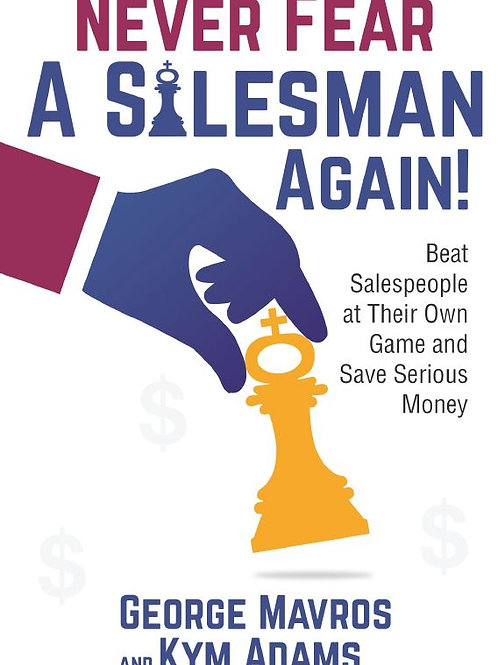Never Fear A Salesman Again