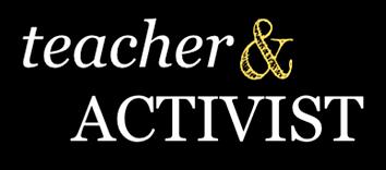 Teacher and Activist logo