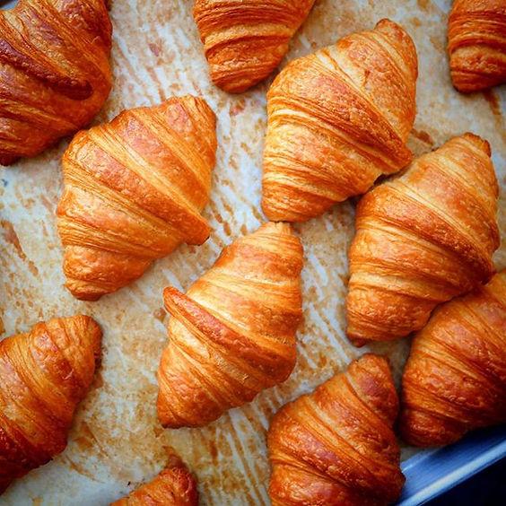Croissant Pan de Pan Panadería Artesanal