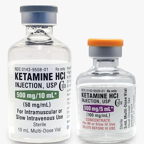 Ketamine Hydrochloride (HCI)