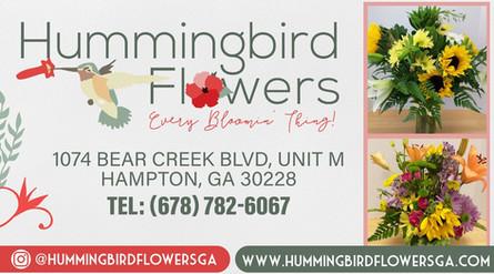 E FINAL DIGITAL AD - HUMMINGBIRD FLOWERS