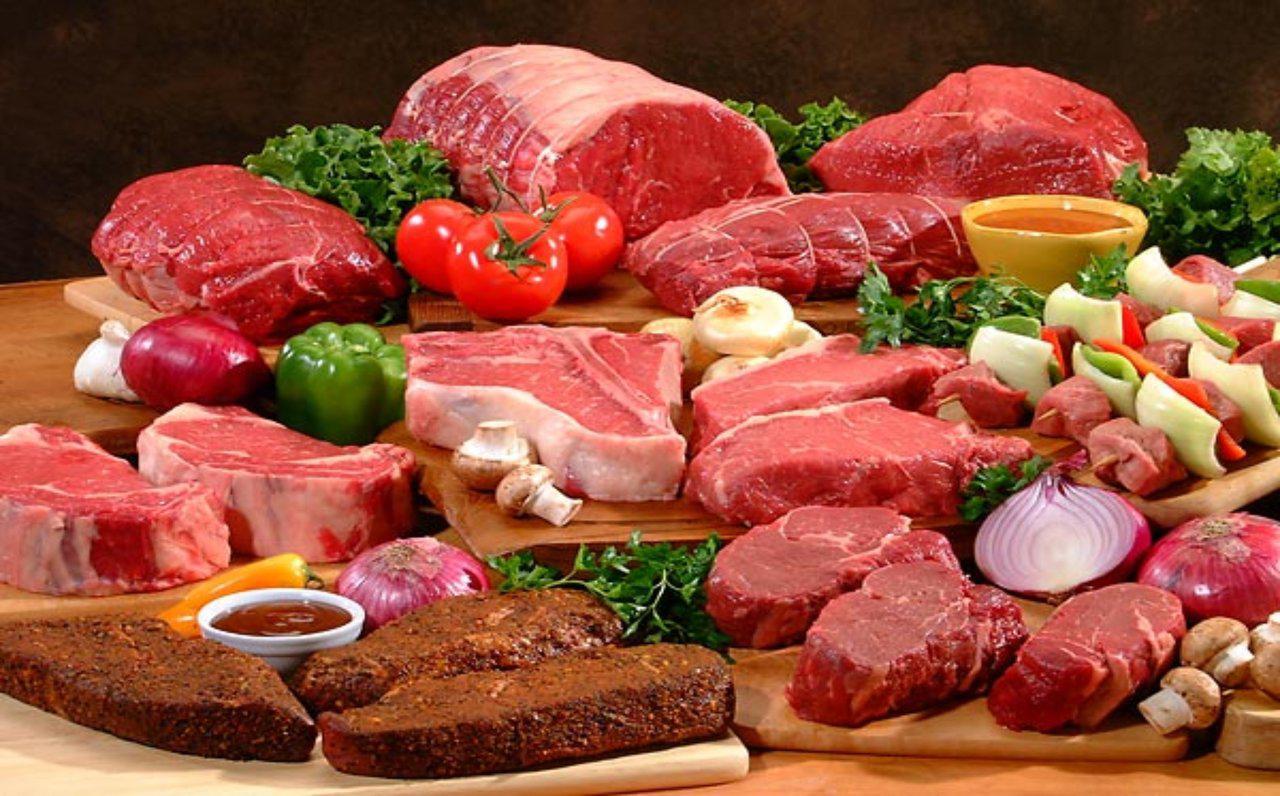 Мясо и п/ф