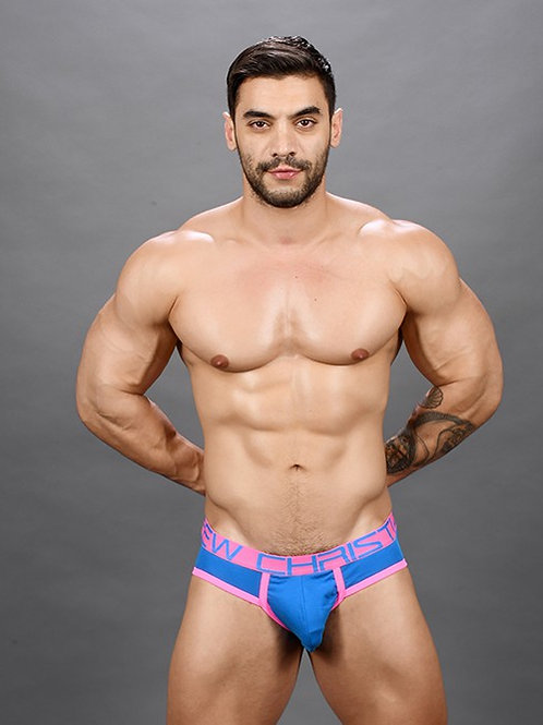 Show-It-Brief, Electric Blue
