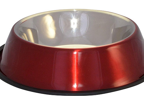 Puppy Feed/Water Bowl - Red XXL