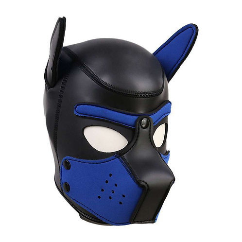 Puppy Basics Hood - Blue