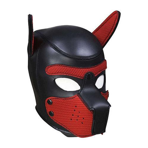 Puppy Basics Hood - Red