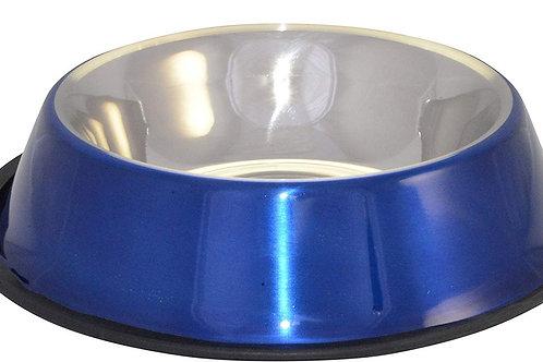Puppy Feed/Water Bowl - Blue XL