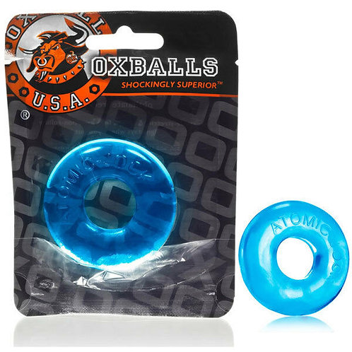Do-Nut 2 Cockring by OxBalls (Ice blue)