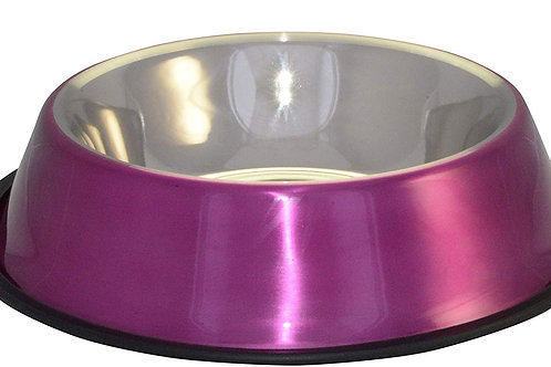Puppy Feed/Water Bowl - Pink XXL