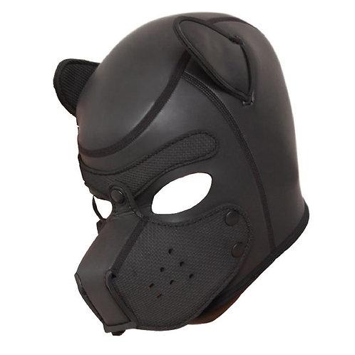 Puppy Basics Hood - Black/White