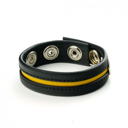 Prowler Red, Cock Ring (YELLOW) - One Size