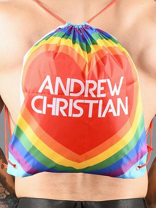 Andrew Christian, Heart Bag: Backpack