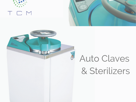 Laboratory AutoClaves | Disinfection & Sterilization