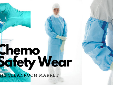 Wide Range of Chemo Safety Wear from TCM