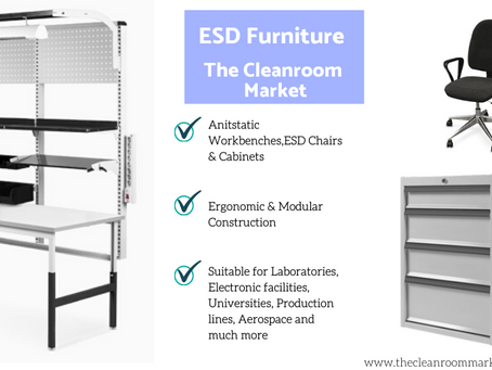 ESD Furniture | Anti Static Furniture | TCM