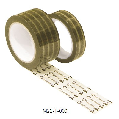 Antistatic OPP Tape with Printings from The Cleanroom Market