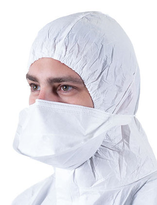 BIOCLEAN DB Sterile Pouch-style Facemask from The Cleanroom Market
