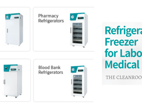 Laboratory Refrigerators and Freezers : TCM