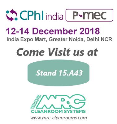 CPHI India-15A43   12-14 December 2018