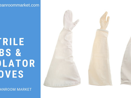 Nitrile RABS and Isolator Gloves | The Cleanroom Market