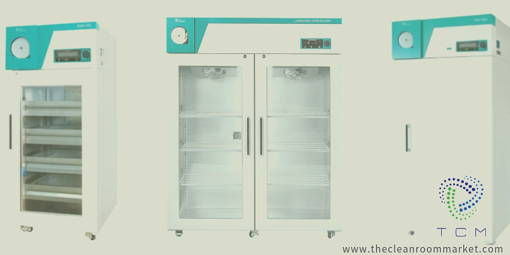 Laboratory Refrigerators and freezers from The Cleanroom Market.