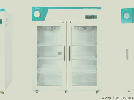 Laboratory Freezers and Refrigerators for temperature controlled storage
