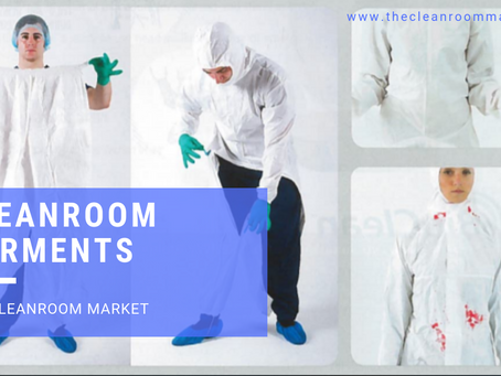 Cleanroom Supplies - Gloves, Garments, Wipes, Sticky Mats & More