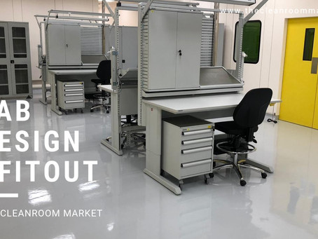 Laboratory Design, Fitout and Furniture from The Cleanroom Market
