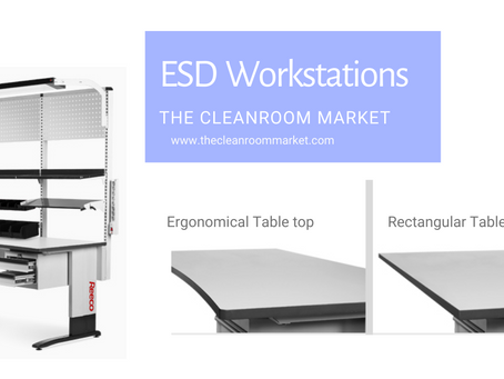 ESD Workbenches from The Cleanroom Market