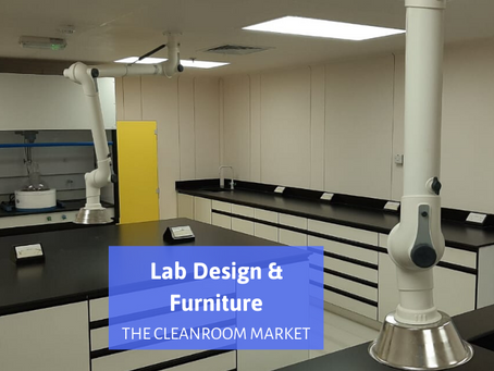 Lab Design and Furniture:  The Cleanroom Market
