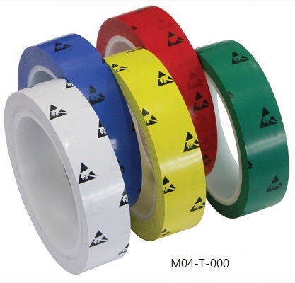 ESD Marking Tape with Printings from The Cleanroom Market