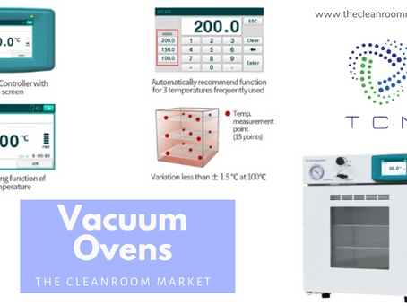 Vacuum Ovens from The Cleanroom Market