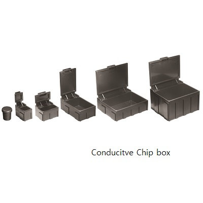 Conductive Chip Box from The Cleanroom Market